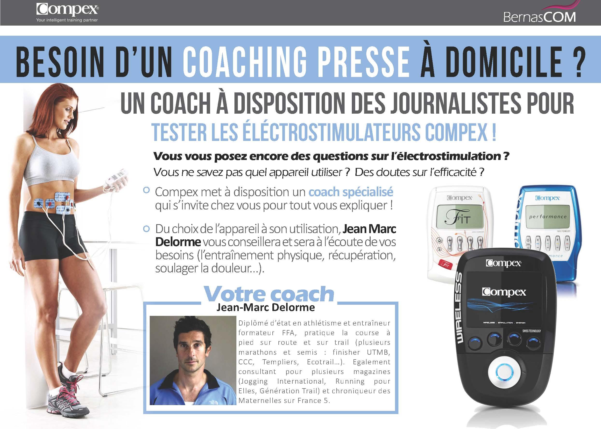 CP - Coaching à domicile