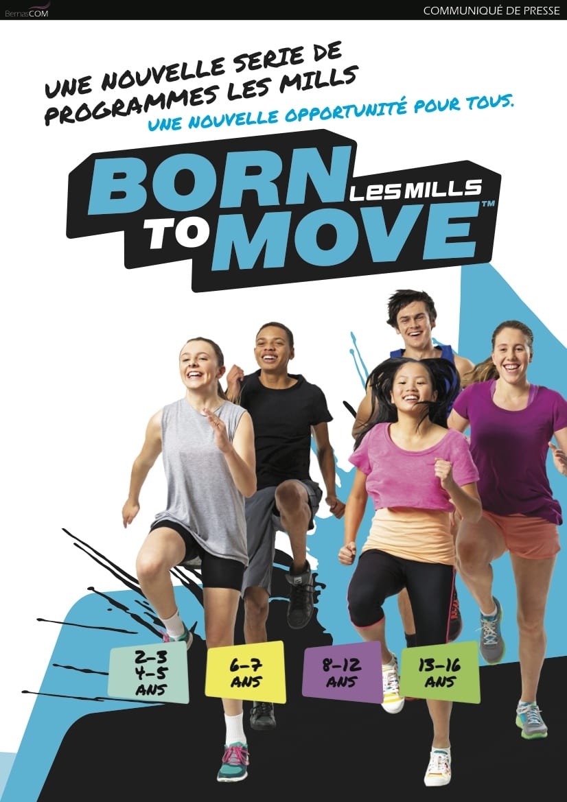 LESMILLS-Born To Move