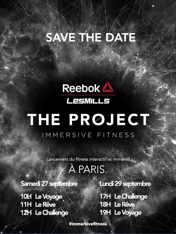 LESMILLS _ Invitation The Project