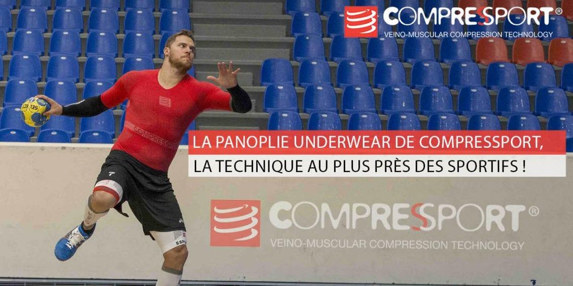 La nouvelle gamme Underwear de Compressport ! - Bernascom 6ce8fef4232