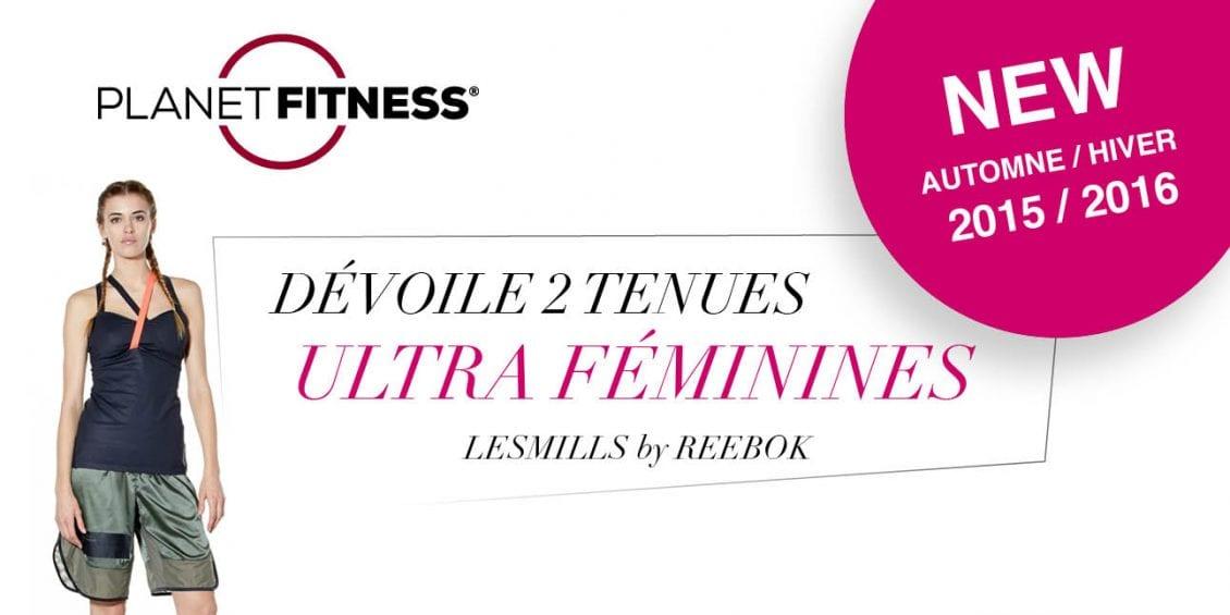 f5cb5c4607b4f Planet Fitness dévoile 2 tenues ultra féminines ! – Bernascom