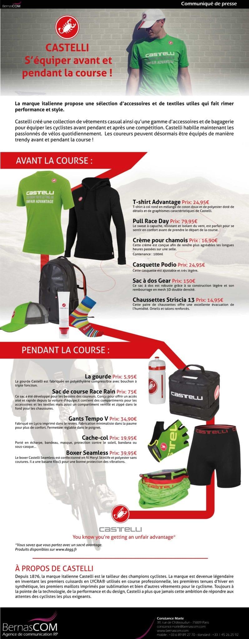 Castelli - CP - Autour de la course - Jpeg