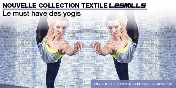 f6ab7bcddfada LES MILLS – le « must have » des yogis