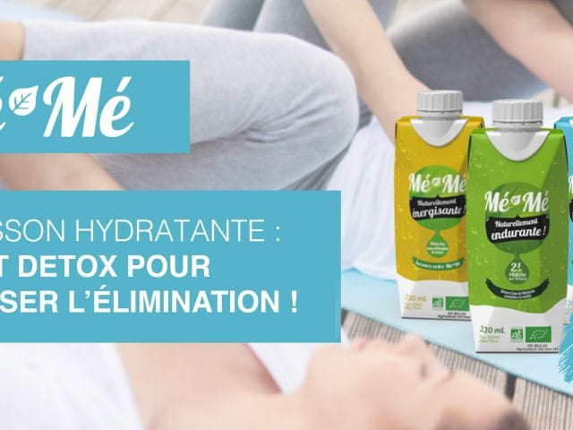 Photo Boisson hydratante Mé-Mé