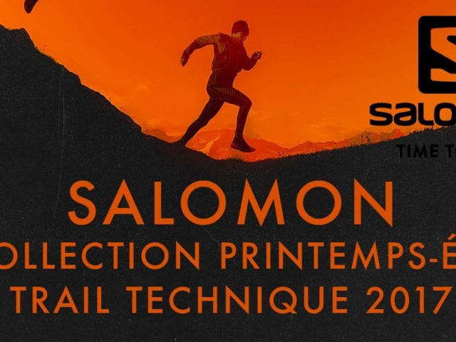 Salomon nouvelle collection