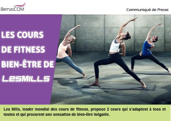 Vignette LesMills Cours Relaxants