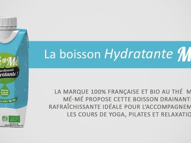 Boisson Mé-Mé hydratante