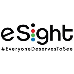 eSight logo