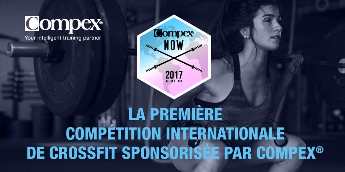 Compex Now Crossfit