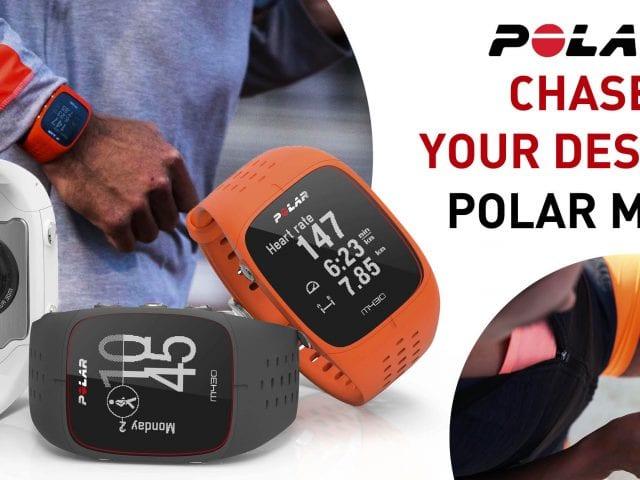 Communiqué de presse polar m430 cardio gps