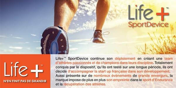 CP - Team athlètes et évènements Life+