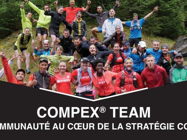 Communiqué de Presse Compex Team